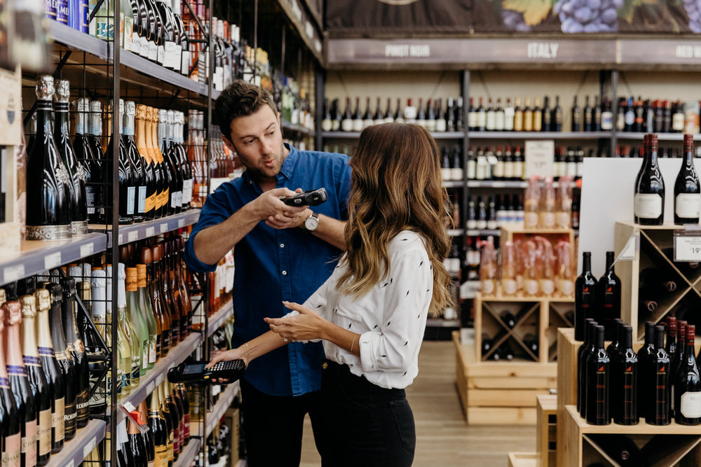 Did you know you can register for WINE at Bed Bath + Beyond?