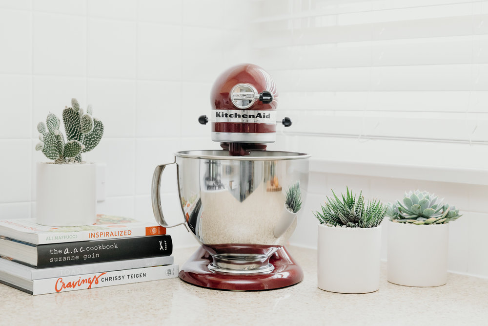 Kitchen Aid Mixer from Bed Bath + Beyond