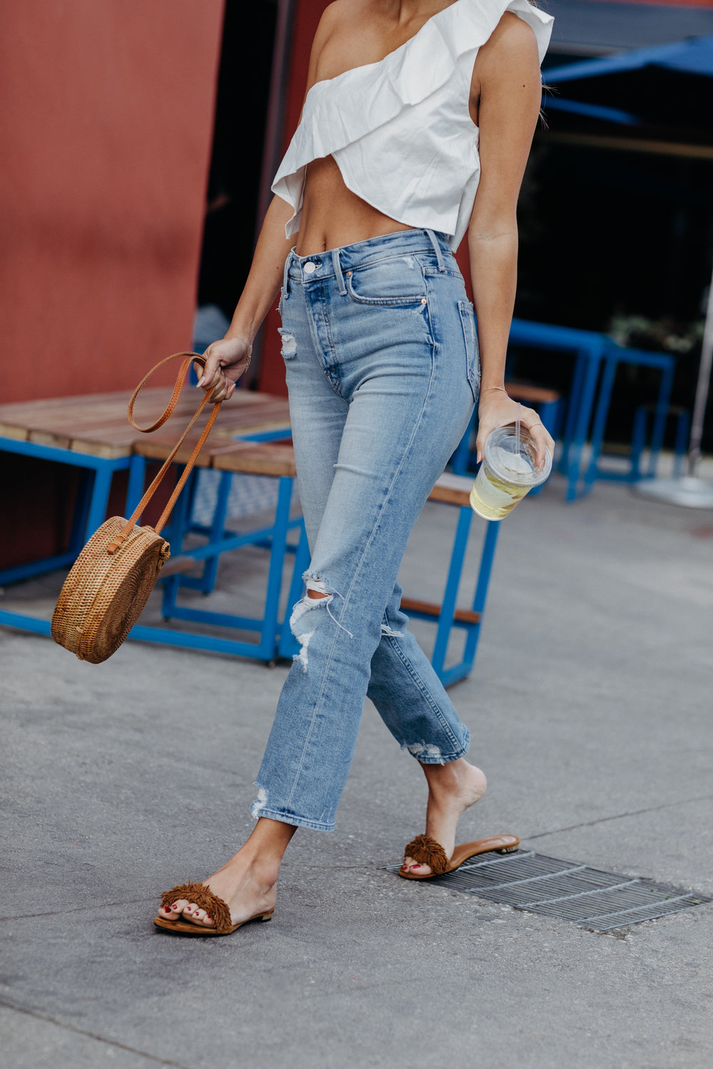 Best petite crop jeans: Mother Denim