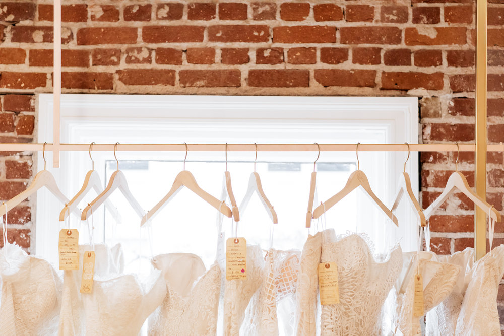 Wedding Dress Shopping at Lovely Bride Los Angeles - Everyday Pursuits