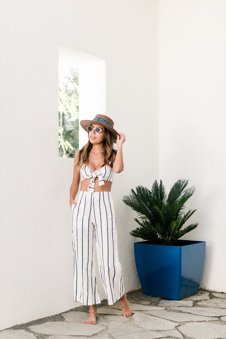White Jumpsuits Under $250 -