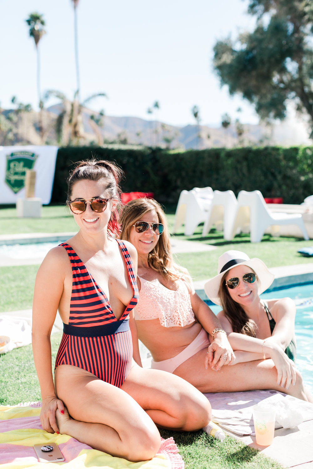Everyday Pursuit Bachelorette in Palm Springs