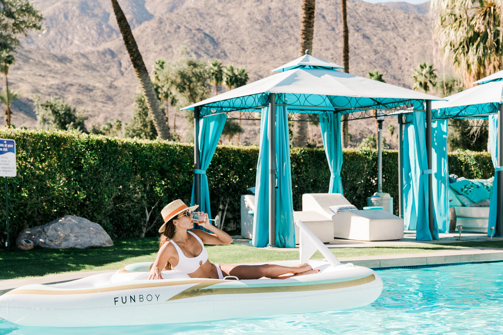 Everyday Pursuits Palm Springs Bachelorette