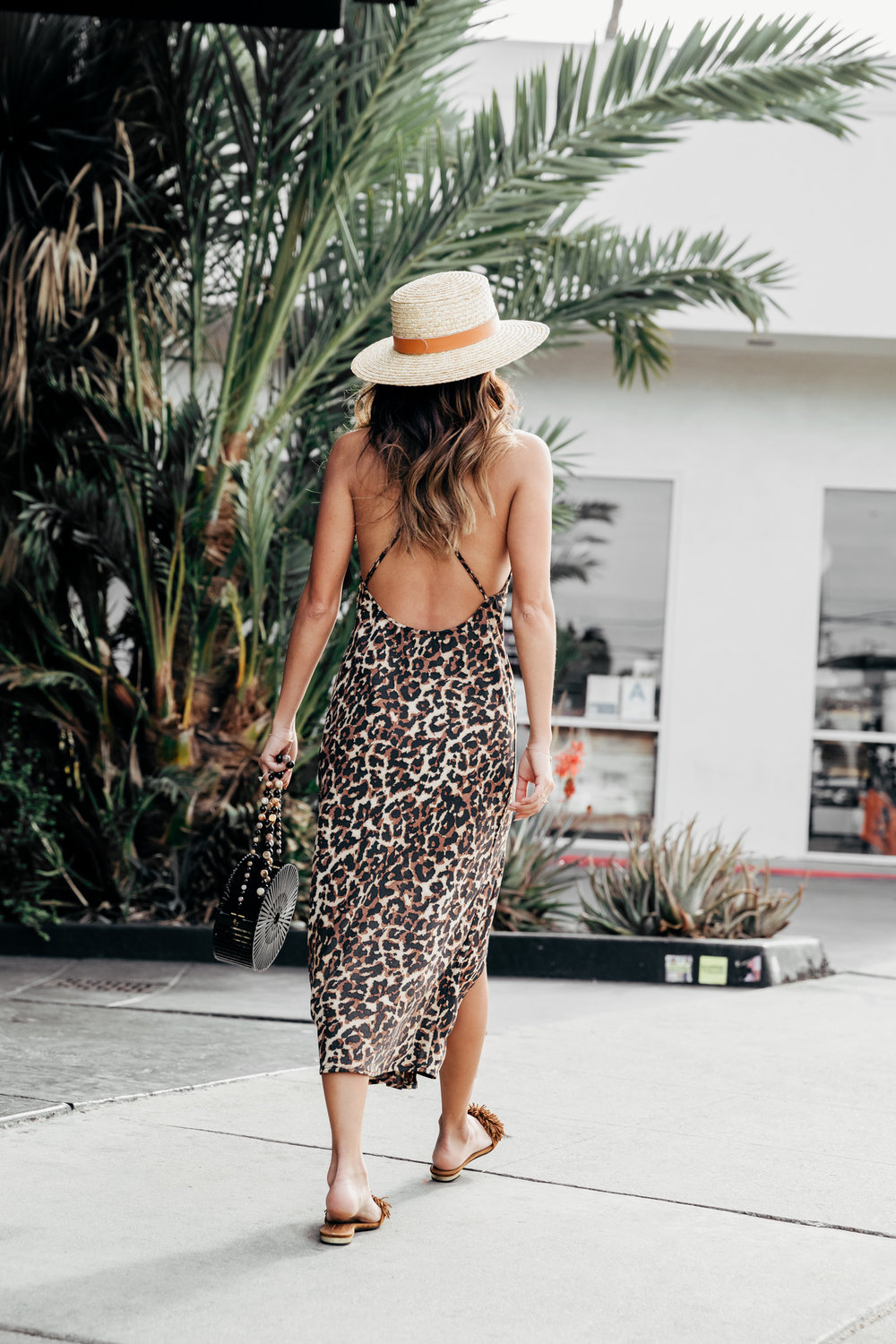How to wear a slip dress out for summer - Everyday Pursuits in Endless Summer