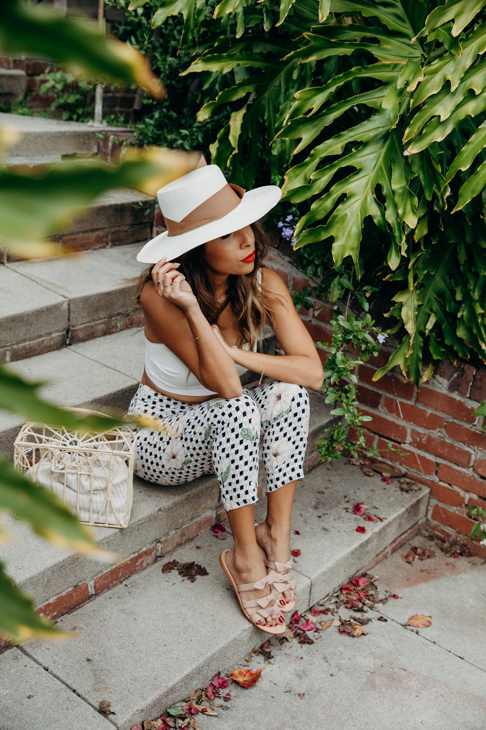 Honeymoon outfit ideas - Belize + Mexico