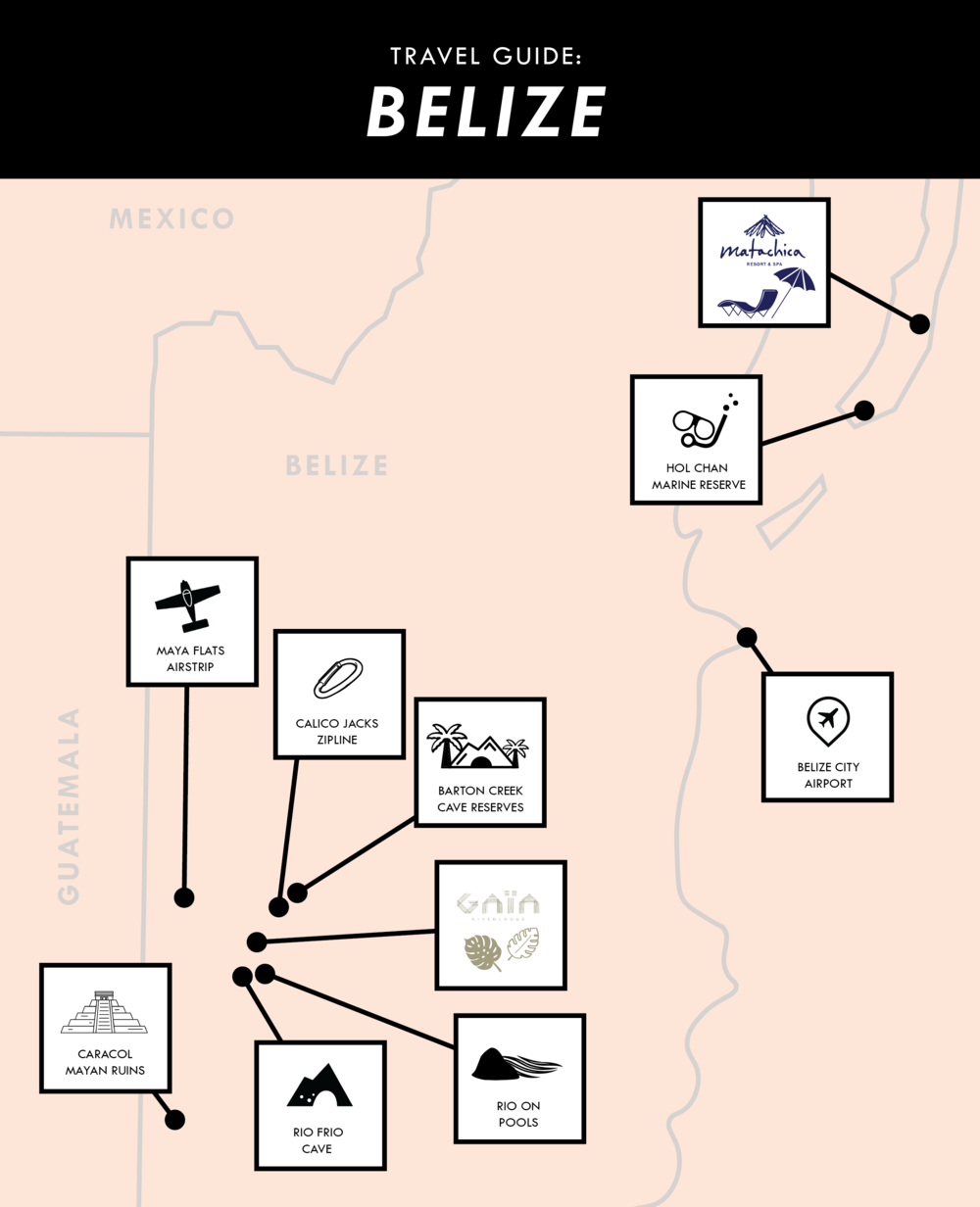 Where to stay + What to do in Belize: Honeymoon Travel Guide