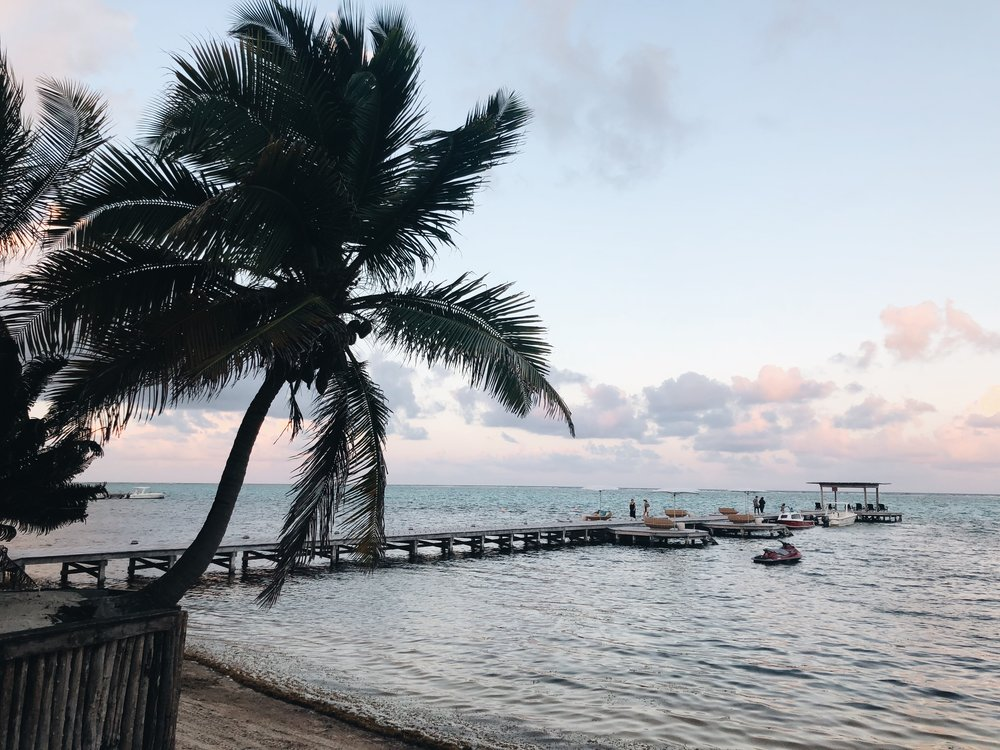 Matachica Resort in Belize, Vacation Travel Guide