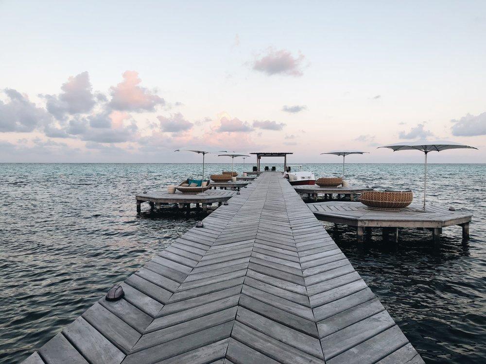 Matachica Resort in Ambergris Key, Belize