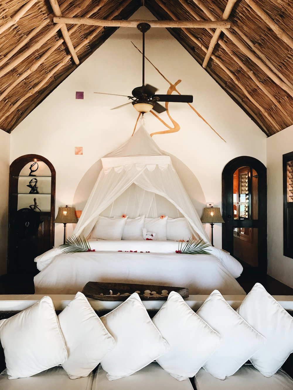 Matachica Resort, Belize Travel Guide