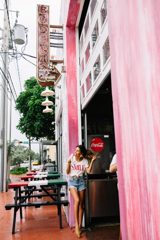 Bodega Taco Bar in South Beach Miami