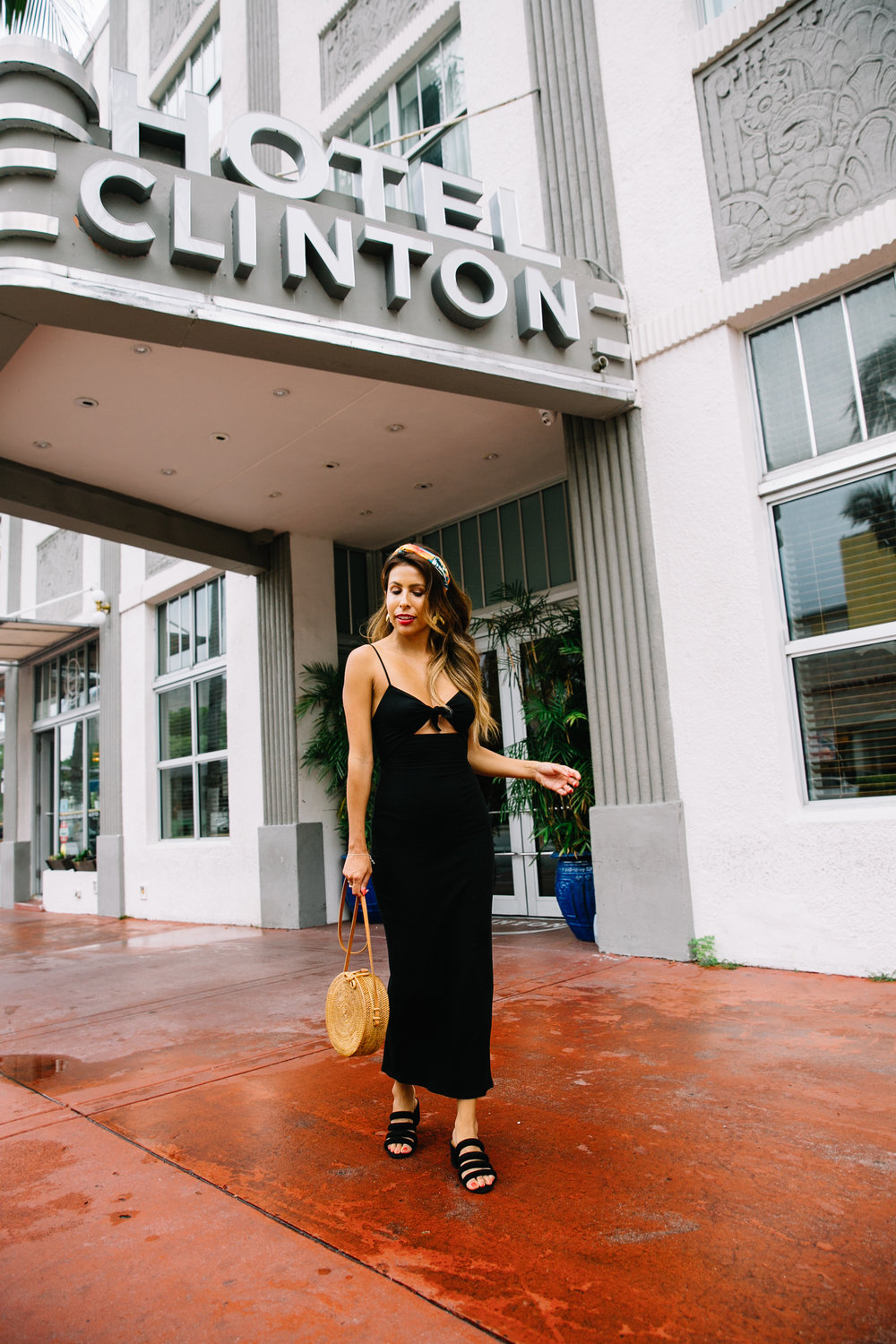 The Clinton Hotel in South Beach, Miami