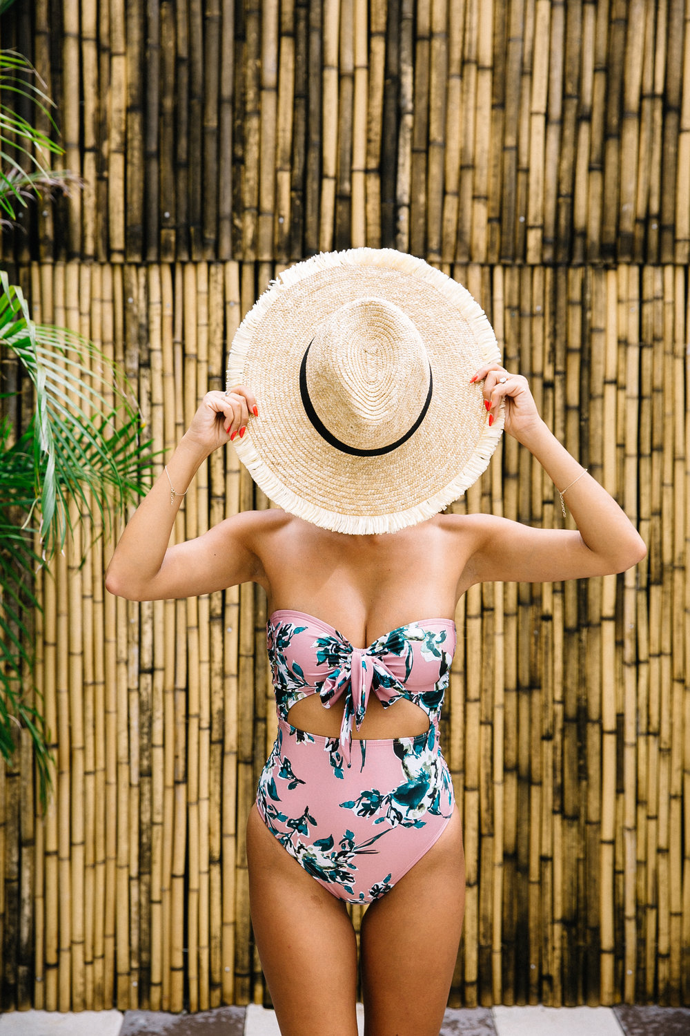 L*Space straw hat, the best hats for Summer, everyday pursuits in Miami