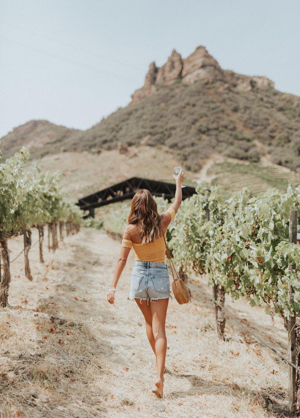 What do do in Malibu: Malibu Wine Safari