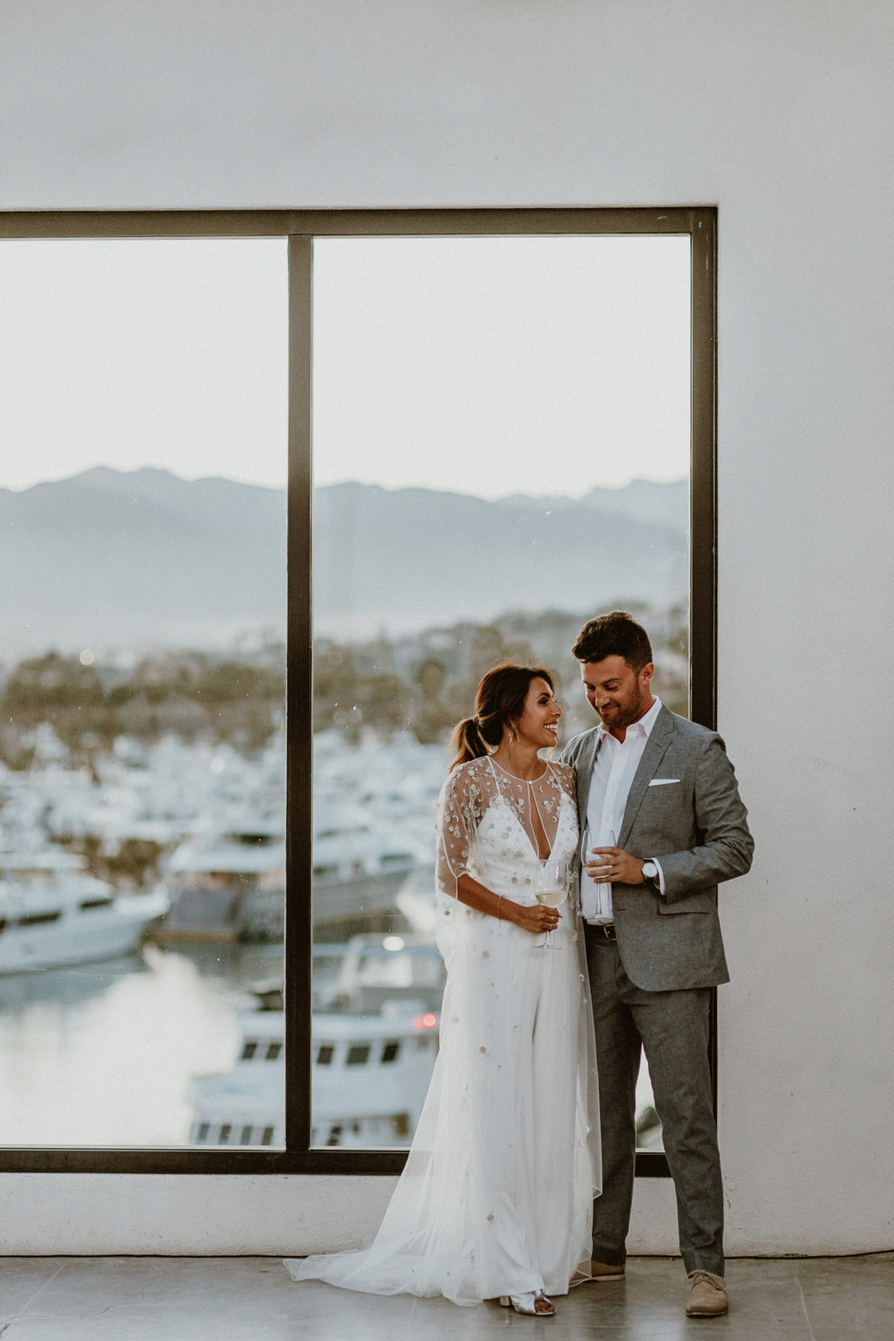Andy + Ashley Los Cabos Wedding | What to Wear for Your Wedding Welcome Reception