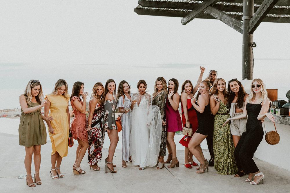 Everyday Pursuit Los Cabos Wedding - El Ganzo Hotel
