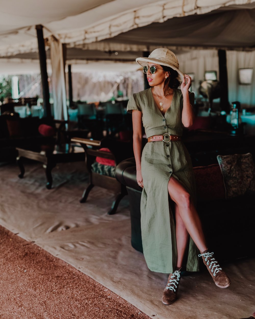 What to wear on Safari in Africa Ph. Valorie Darling