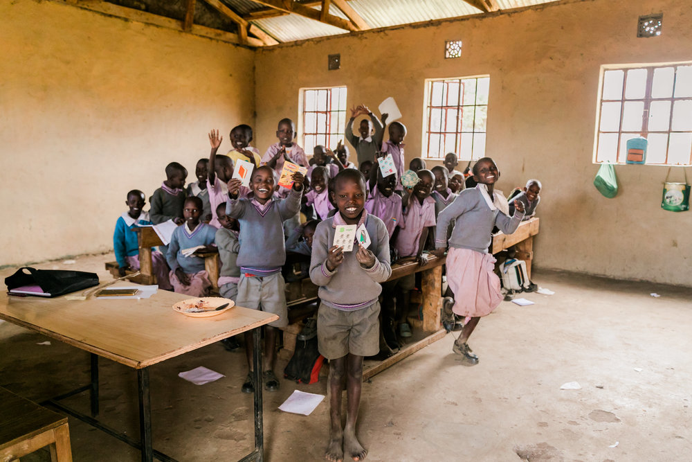 Visit Kenya School in Maasai Mara - Ph. Valorie Darling