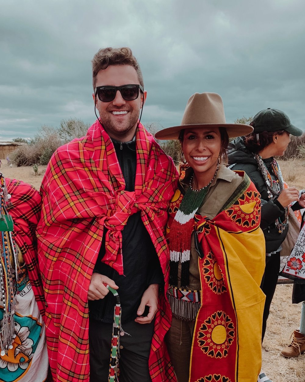 Village Visit in Maasai Mara - Kin Kenya