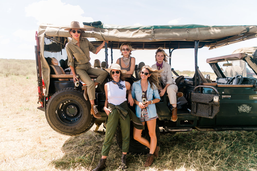 Safari but make it fashion! Ph. Valorie Darling