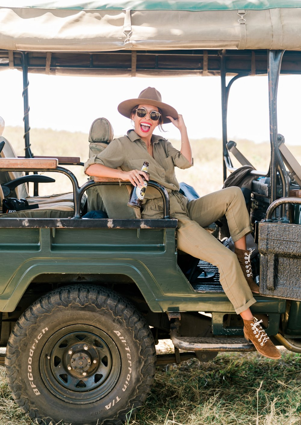 Ashley Torres - Everyday Pursuits on Kenya Safari Ph. Valorie Darling