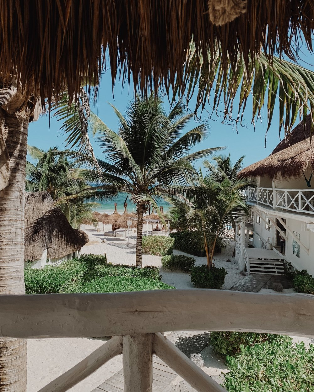 Where to stay in Tulum: Coco Limited