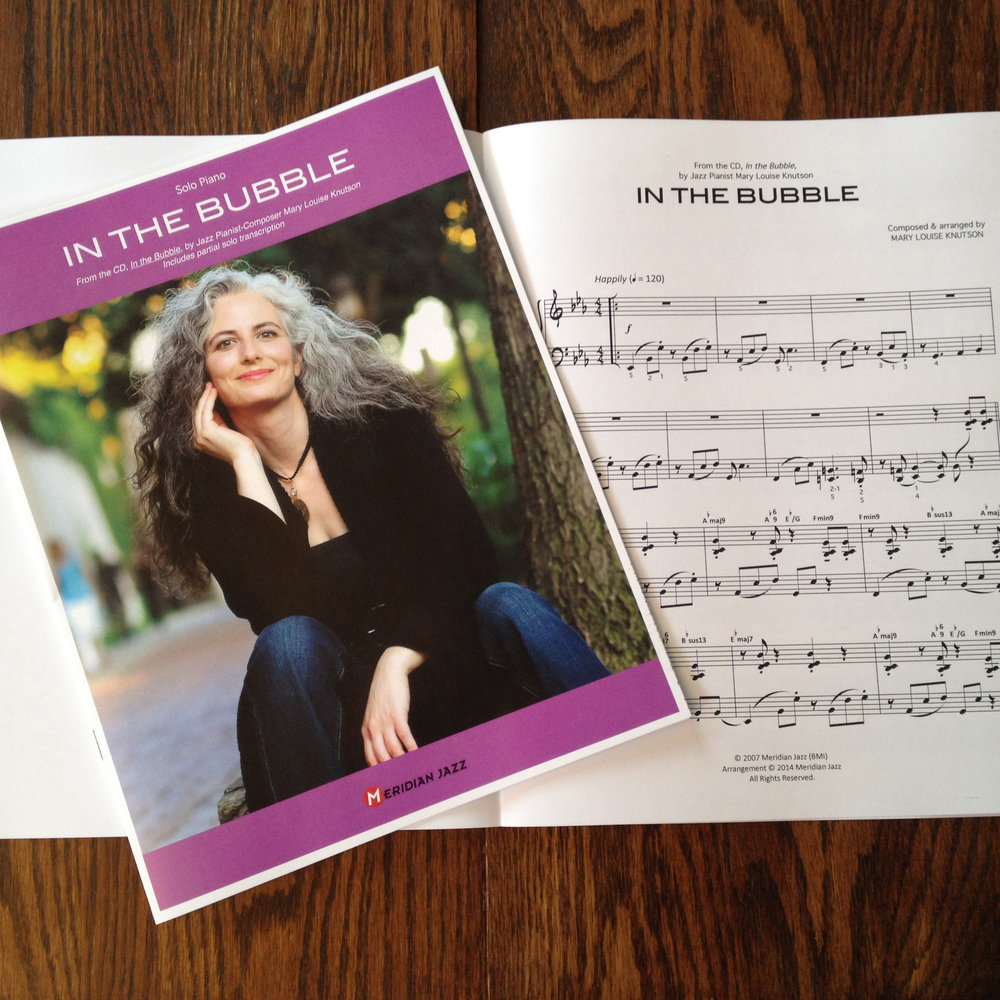 In The Bubble  Sheet Music