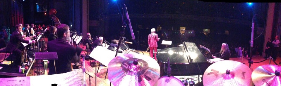 With Doc Severinsen and the Chattanooga Symphony Big Band, The Tivoli Theatre, Chattanooga, TN.