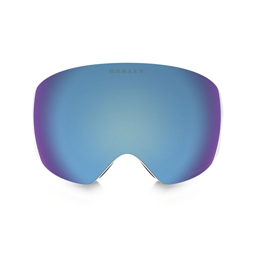 8004c2a49f67 Oakley OO7050-37 Flight Deck™ Prizm™ Snow Goggle Factory Pilot Whiteout.  oakley flightdeckfactorypilot mattewhite prizmsnowsaphireiridium 1.jpg