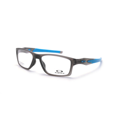 5bb055bb01 Oakley OX8090-02 Crosslink MNP Satin Grey Smoke — SightDirect