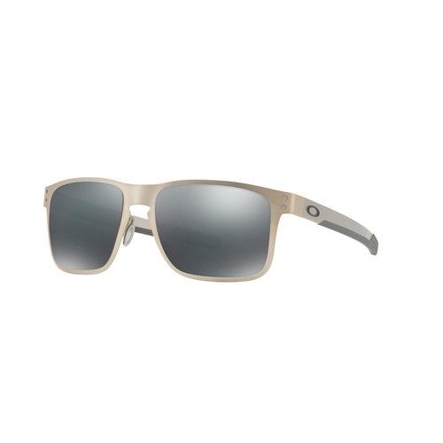 d5e36a283f Oakley OO4123-03 Holbrook™ Metal Satin Chrome — SightDirect