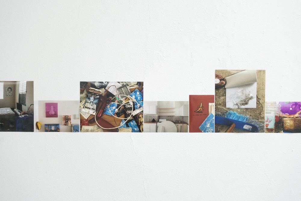 Mucama Project, 2016 / Vista de instalación