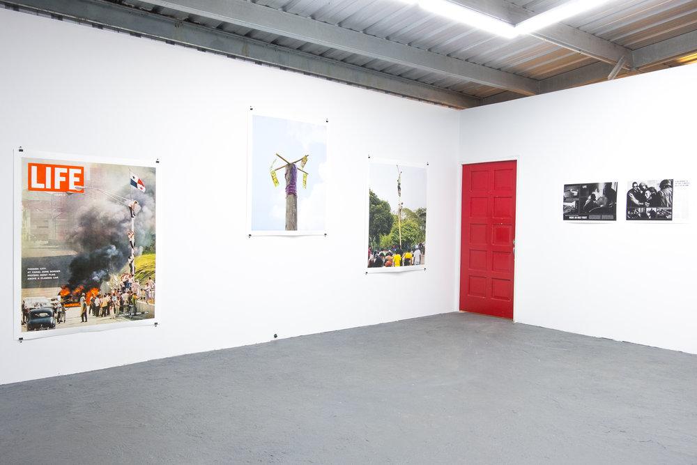 Vista de muestra Palo encebao' de Jose Castrellón