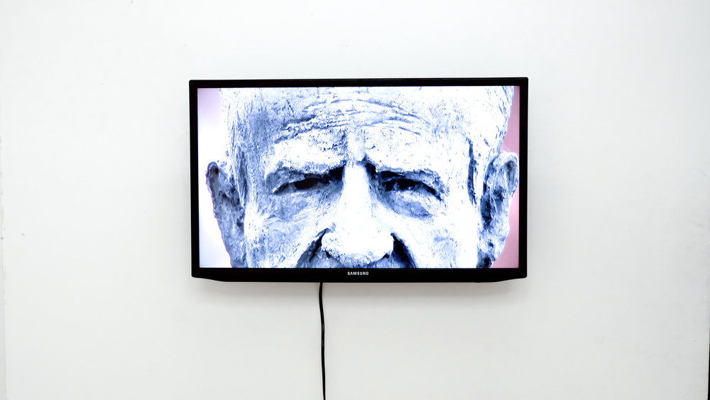 Edgar León / Presente, garante, cambiante / Video / 03:28min.