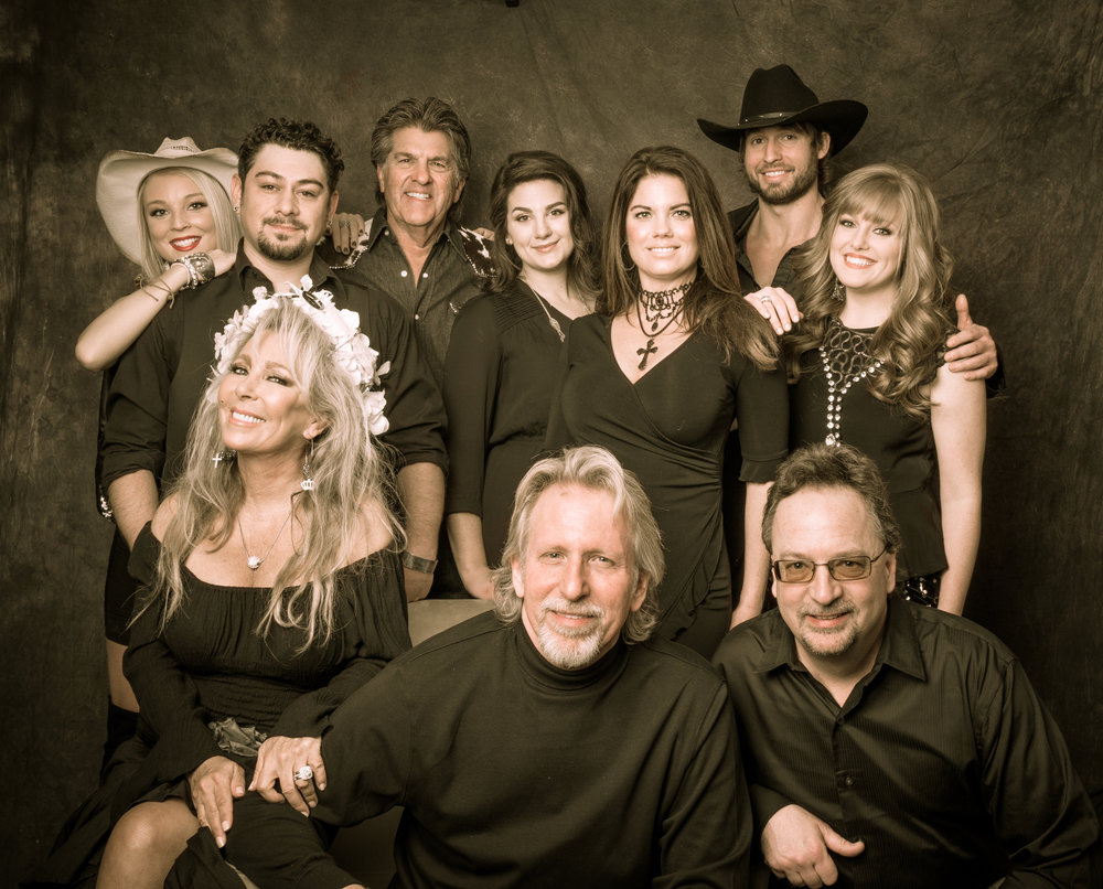 The Music Of Nashville Cast