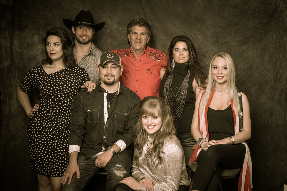 The Music of Nashville®: A Magical Journey Cast, 2017