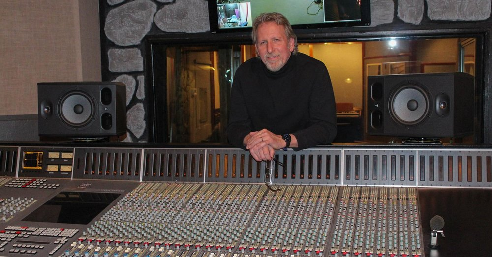 Mark Oliverius, Tracking Room Nashville