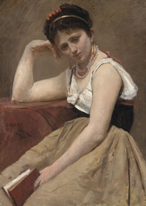 On display at the Art Institute of Chicago in the  European Painting and Sculpture   Gallery 224