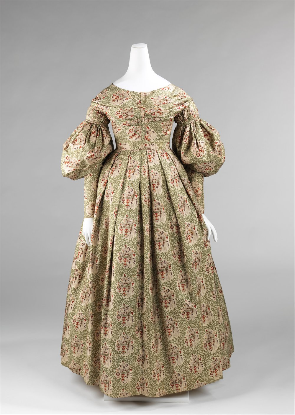1830s Afternoon Dress | The Met Museum