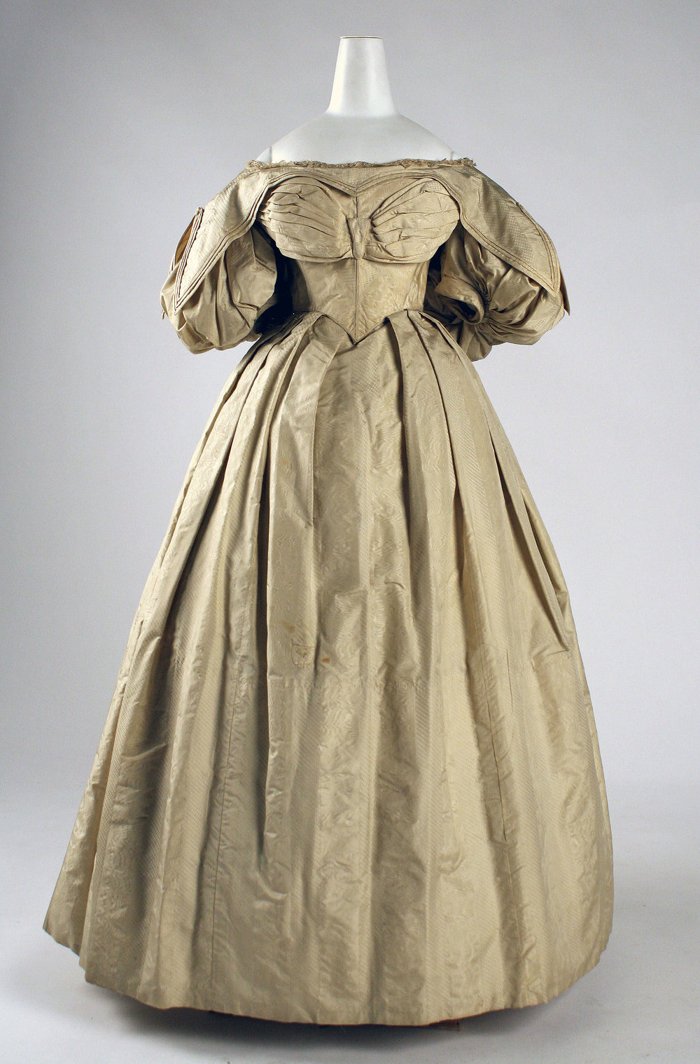 1830s Dress | The Met Museum