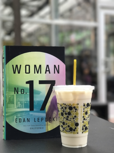 Reading Woman No. 17 by Edan Lepucki at Argo Tea