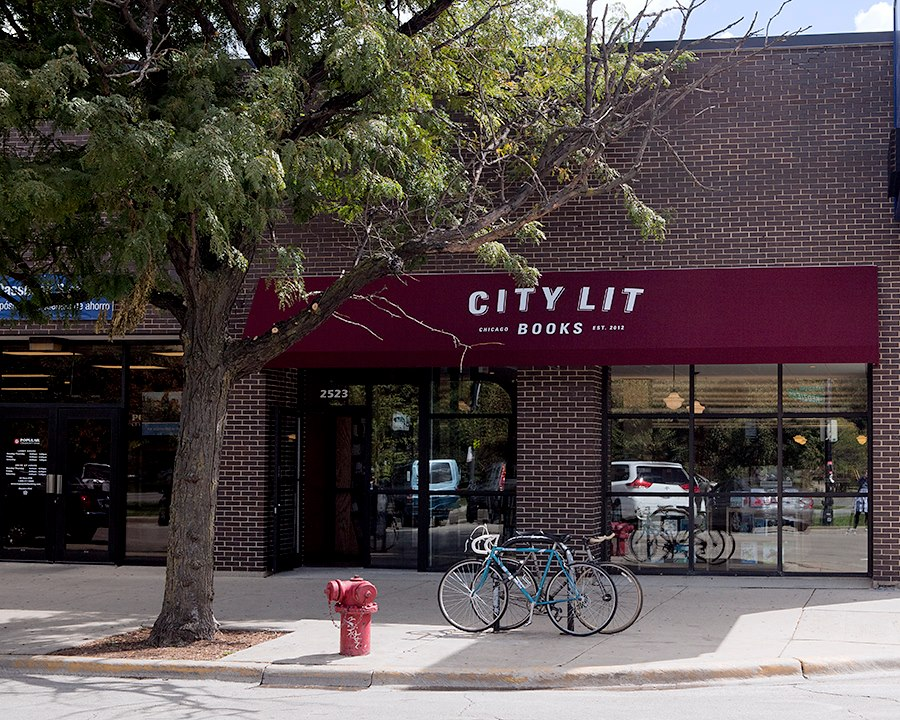 5 Bookstores in Chicago to Visit on Small Business Saturday: 2) City Lit Books | Photo from City Lit Books Facebook Page