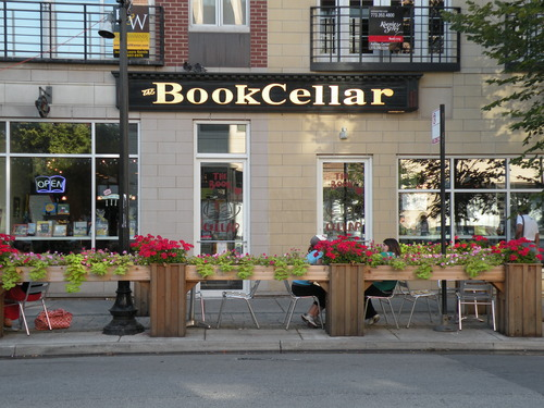 5 Bookstores in Chicago to Visit on Small Business Saturday: 4) The Book Cellar | Photo from The Book Cellar's website
