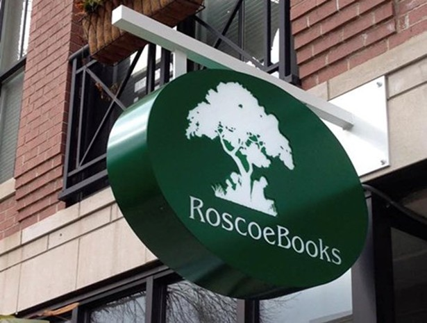 5 Bookstores in Chicago to Visit on Small Business Saturday: 5) Roscoe Books | Photo from Roscoe Books