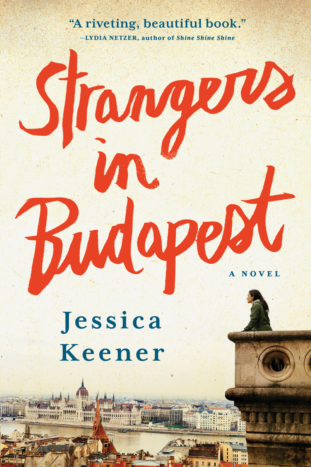 Author Interview with Jessica Keener