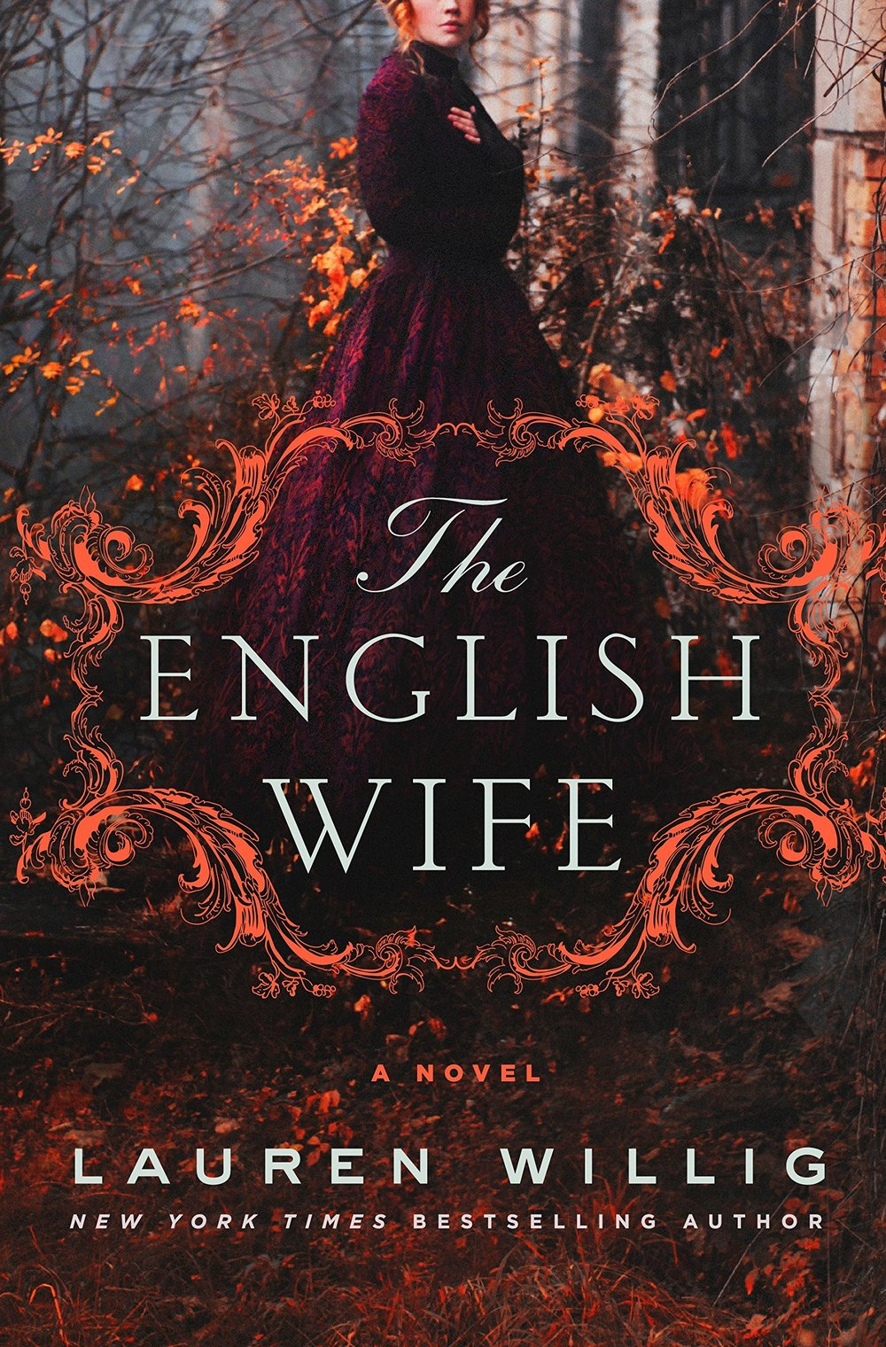the english wife by lauren willig.jpg