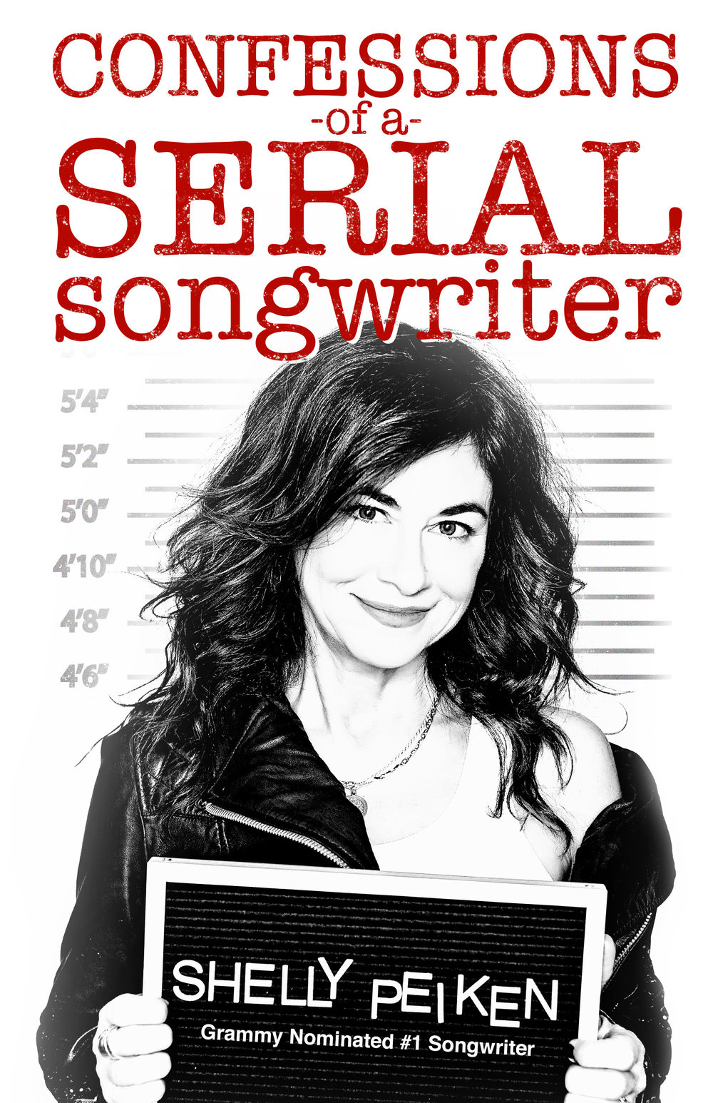 5 Books That Are Nominated for a Grammy Award in 2018: 2) Confessions of a Serial Songwriter by Shelly Peiken