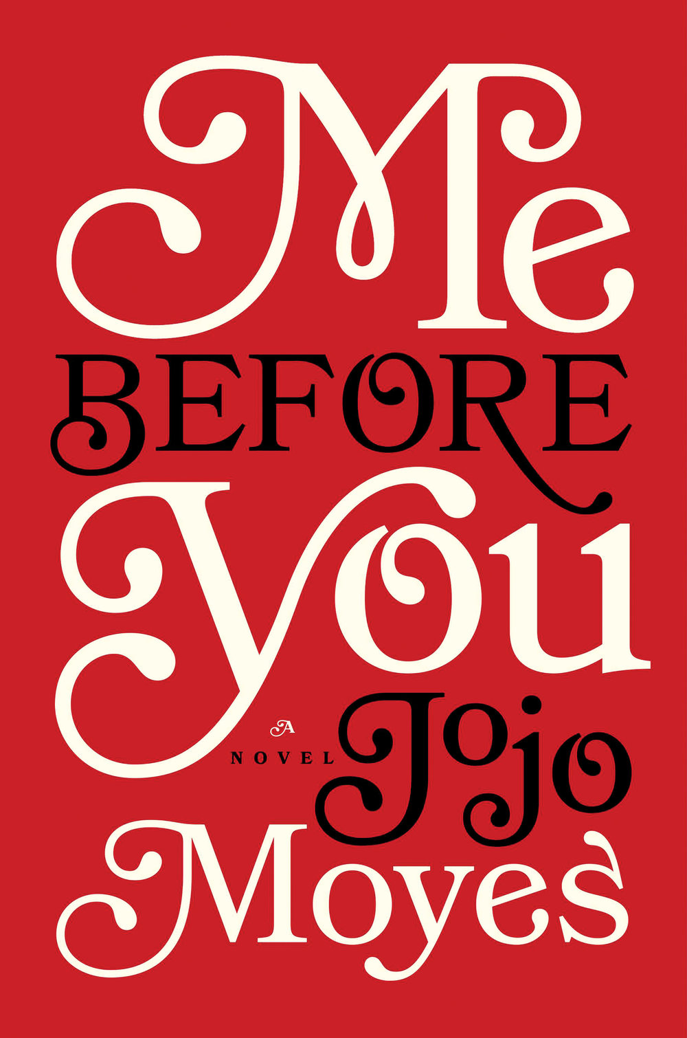 5 Books to Read This Valentine's Day: 1) Me Before You by Jojo Moyes