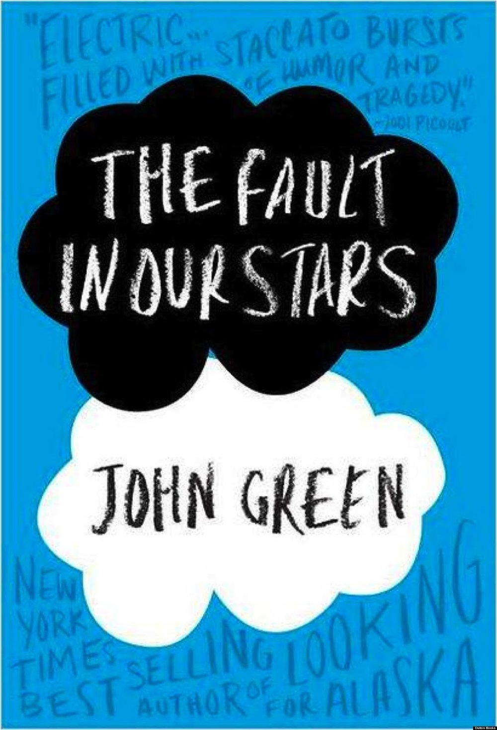 5 Books to Read This Valentine's Day: 3) The Fault in Our Stars by John Green