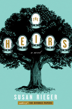 Book Review - The Heirs by Susan Rieger