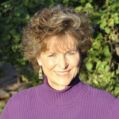 Author Interview - Anne Montgomery